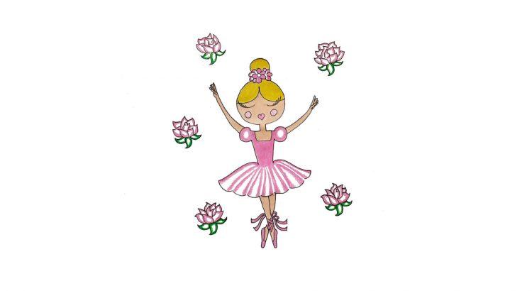 Ballerina Clipart